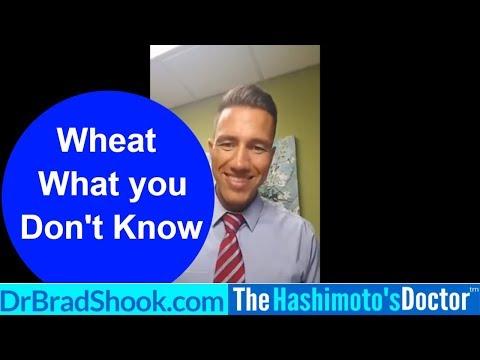 Autoimmune? Avoiding Gluten? What you Don't Know About Wheat.