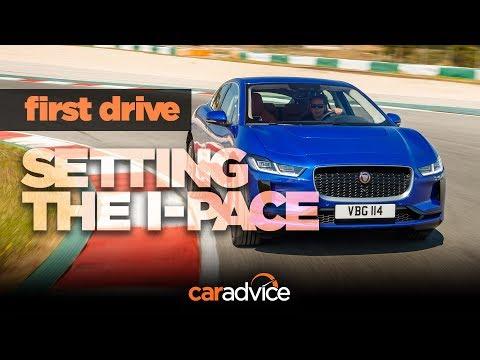 0-160 & detailed review: 2018 Jaguar I-Pace