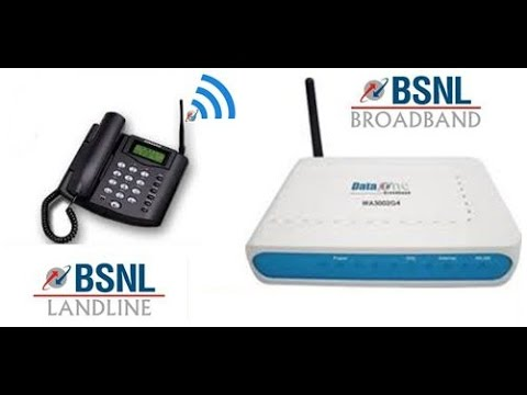 Pay Landline/Broadband Bill Online. Phone Bill ka Kaise Bhugtaan karein?