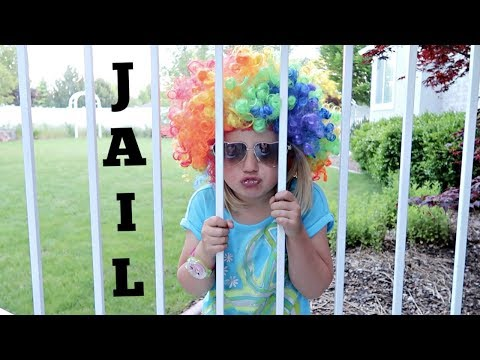 Jordyn Goes To Jail! (skit)