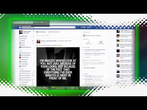 How to Get Notifications from LIKE pages on FaceBook from BIGdeal Marketing