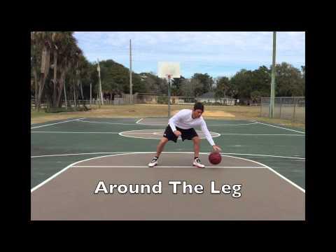 Weak Hand Basketball Dribbling Drills - Beginner
