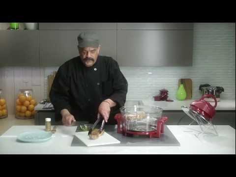Fagor Halogen Oven - Steak Demo