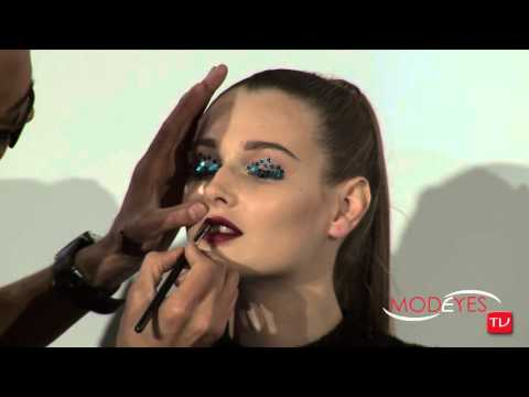 EXTREME EDITORIAL BEAUTY - MAKE UP WITH ROMERO JENNINGS  - 2PT