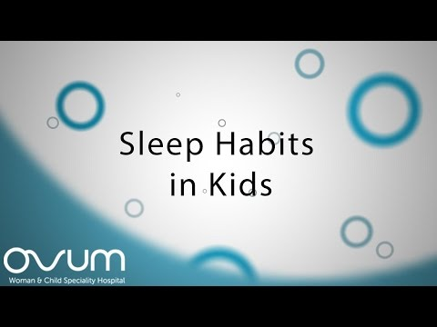 Sleep Habits in Kids