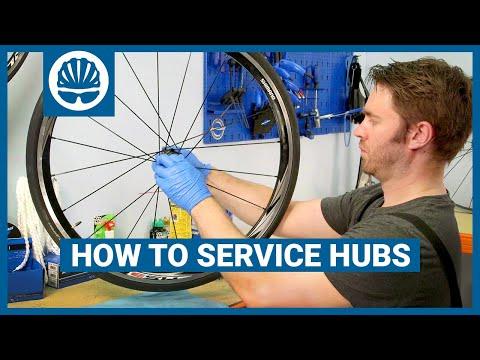 How To Service Hub Bearings