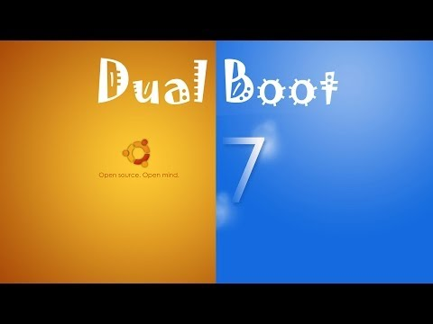 Dual Boot : Windows7 and Ubuntu 12.04 LTS (14.04 LTS)