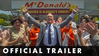 THE FOUNDER - Official UK Trailer - In cinemas now