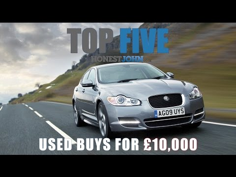 Top 5: Used buys for £10,000