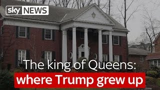 The king of Queens: where Donald Trump grew up