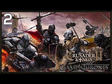 The King In The North! - Crusader Kings 2 Game Of Thrones Multiplayer #2