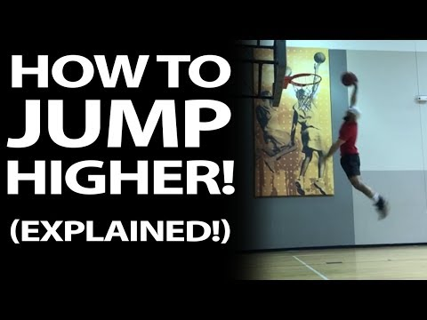 How To Jump Higher: Increase Your Vertical with These 9 Exercises