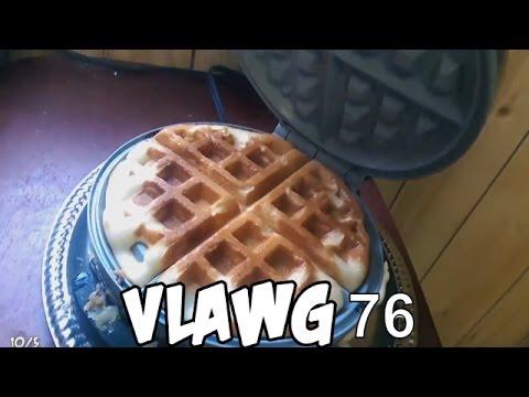 VLAWG #76 - MAKE WAFFLES WITH PANCAKE MIX