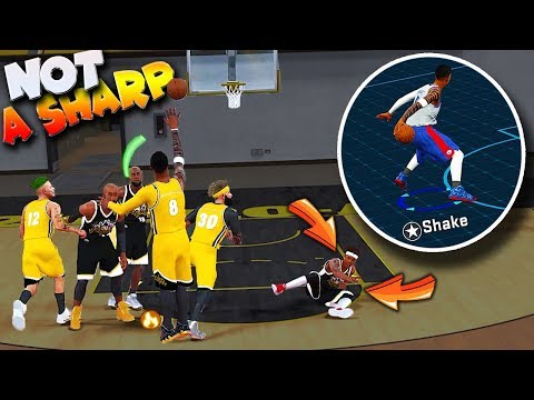 Shooting 1 HANDED GREEN RELEASE 3's - NBA 2K18 Attribute Update