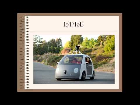 IoT or Internet of Things