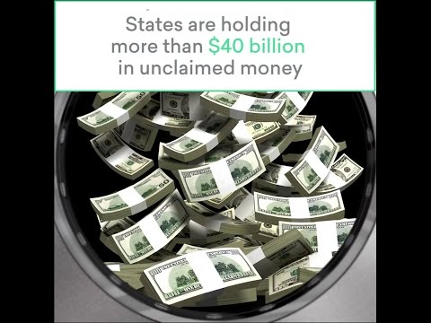 Get knowing: Unclaimed Money