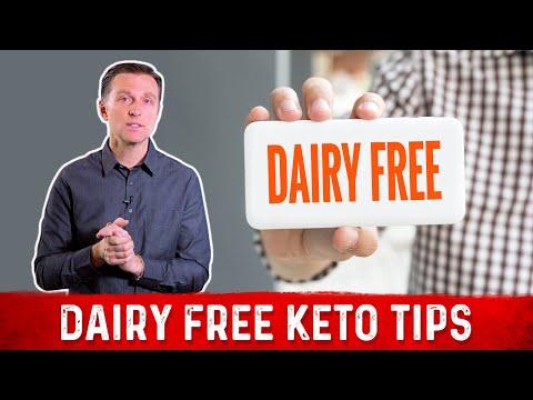 Dairy Free Keto Tips
