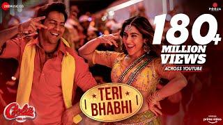 Teri Bhabhi - Coolie No.1| Varun Dhawan, Sara Ali Khan | Javed - Mohsin Ft. Dev N \u0026 Neha K | Danish