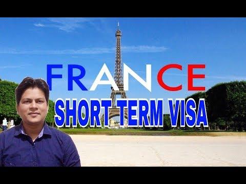 France Short Term Visa