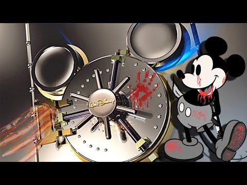 Something Wicked Lurks in the Disney Vault