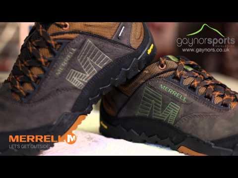 Merrell Annex GTX Active Shoe. www.gaynors.co.uk