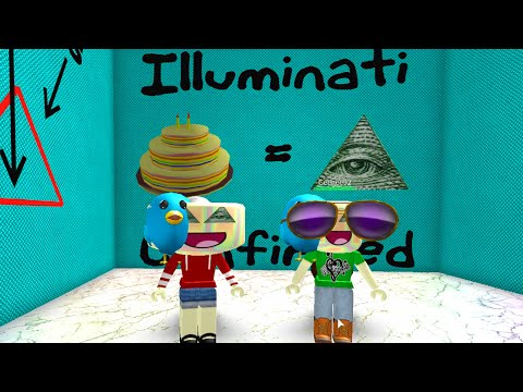 ROBLOX MAKE A CAKE | ILLUMINATI CONFIRMED! | RADIOJH GAMES