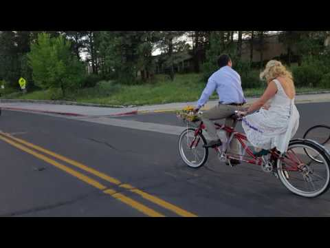 Kai and Nicole's ride