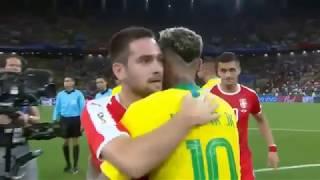 Brazil vs Serbia 2-0 Highlights 2018