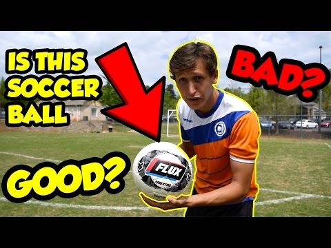 Is this Soccer Ball GOOD? Flux Maestro Review