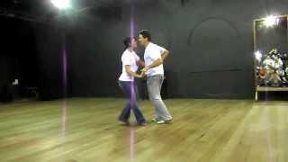 Diego Borges & Jessica Pacheco - Swing Curitiba 2012