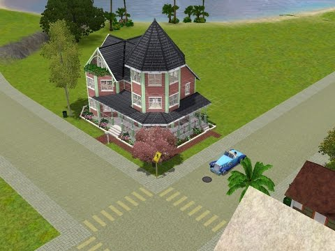 Sims 3: Victorian Classic Speed Build