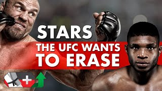10 Fighters The UFC Would Like To Erase
