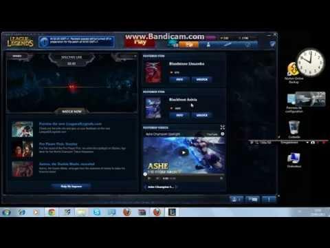 League of Legends FREE SKIN GLITCH WORKING 15/05/2013 [PART 1]