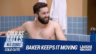 Download Baker Mayfield Keeps It Moving on Cold As Balls All-Stars Video