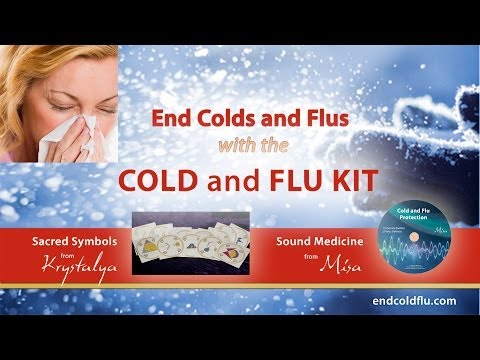 End Colds and Flu with Energy Medicine - Video 4 of 4