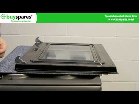 How to Replace the Handle on a Cooker (Hotpoint/Indesit)