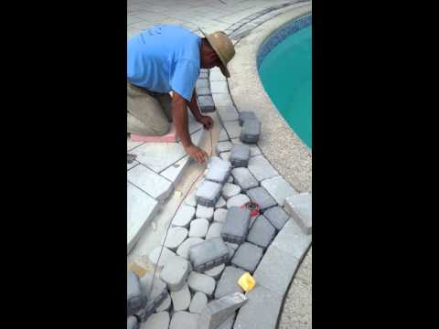 Paver Patio & Pool Deck Installation - North East, Maryland
