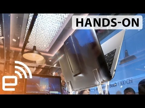 ASUS Transformer Book V hands-on | Engadget