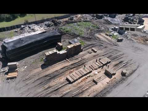 Railway Wooden Sleeper Industry | Railway Wooden Sleepers