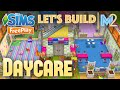 Sims FreePlay - Let's Build a Daycare Center (Live Build Tutorial)