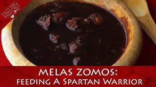 Spartan BLACK BROTH | Melas Zomos