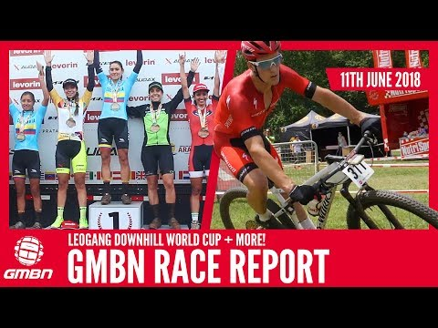 Leogang Downhill World Cup, Latest XCO Action + More!   GMBN Race News Show