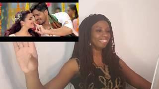 Dhoonde Akhiyan {Jabariya Jodi} Song Reaction {Siddarth Malhotra/ Parineeti Chopra}