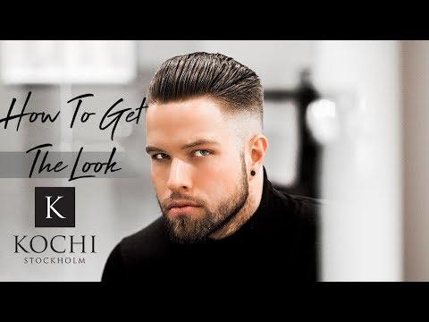 High skin fade - Short Slick back - Best Trendy Haircut for 2017 #NEW 2017
