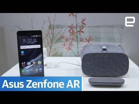 Asus Zenfone AR: Hands-On