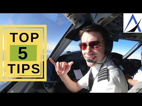 How to get a Pilot Job - First Pilot Job