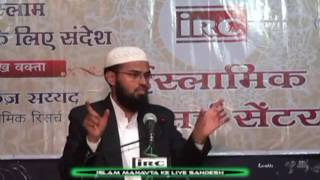 Faiz Syed Imitating Dr Zakir Naik
