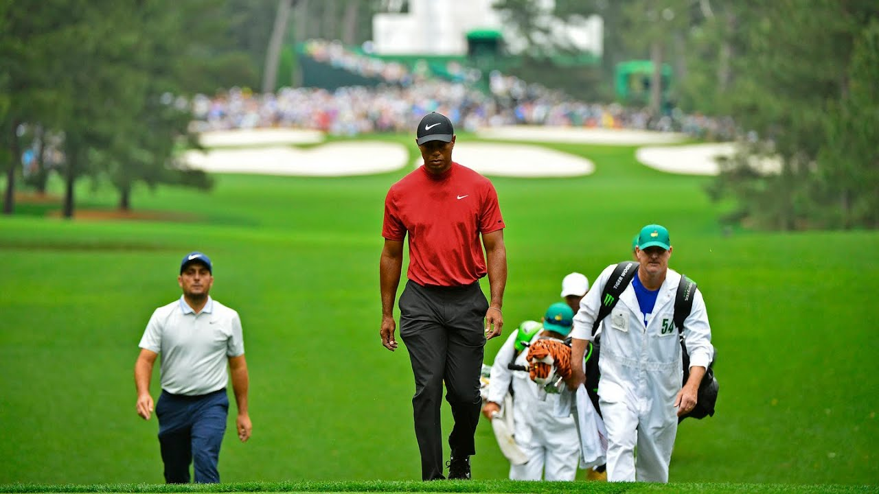 2019 Masters Tournament Final Round Broadcast
