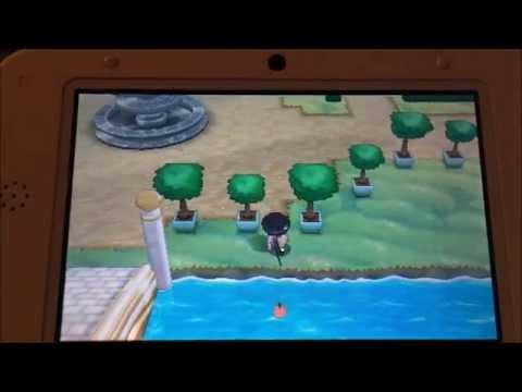 [LIVE] Shiny Gyarados chain of 9 Pokemon X