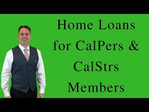 CalPath Home Loan in California assisting CalPERS & CalSTRS members